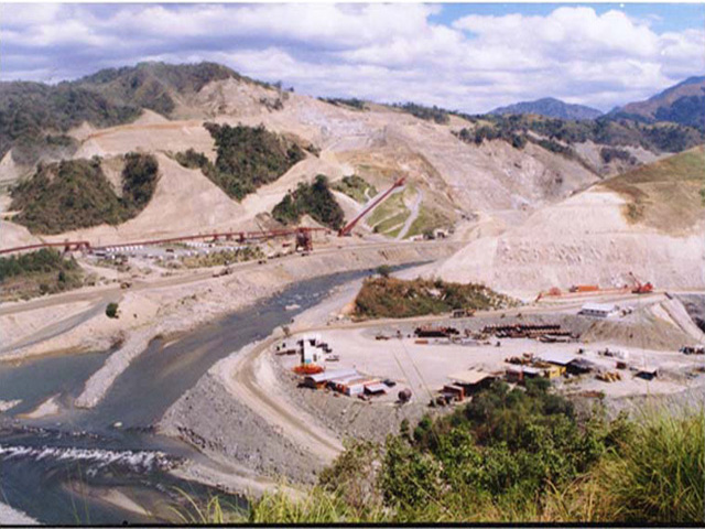 delineation of san roque dam San roque multi-purpose power plant - san roque dam (philippines) is the second largest dam in asia it is asia's tallest dam and largest private hydropower project, costing us$119 billion and generating 345 mw of power.
